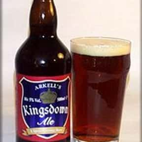 Arkell's Kingsdown Ale is listed (or ranked) 18 on the list Beers with 5.0 Percent Alcohol Content
