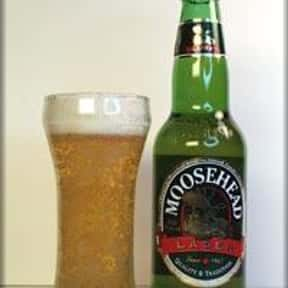 Moosehead Lager is listed (or ranked) 1 on the list The Best Canadian Beers