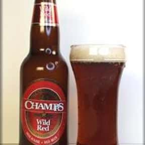Champps Wild Red Beer is listed (or ranked) 18 on the list Beers with 5.2 Percent Alcohol Content