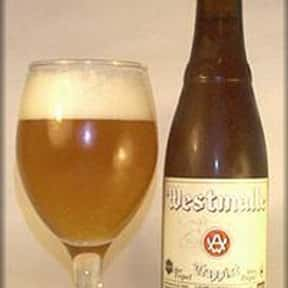 Westmalle Tripel is listed (or ranked) 6 on the list The Best Belgian Beers