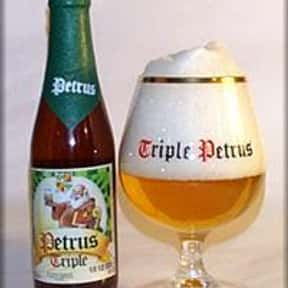 Bavik-De Brabandere Petrus Tri is listed (or ranked) 9 on the list Beers with 7.5 Percent Alcohol Content