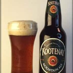 Columbia Brewery Kootenay Moun is listed (or ranked) 13 on the list The Best Canadian Beers