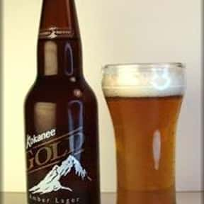 Columbia Brewery Kokanee Gold  is listed (or ranked) 7 on the list The Best Canadian Beers