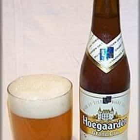 Hoegaarden Grand Cru is listed (or ranked) 18 on the list The Best Belgian Beers