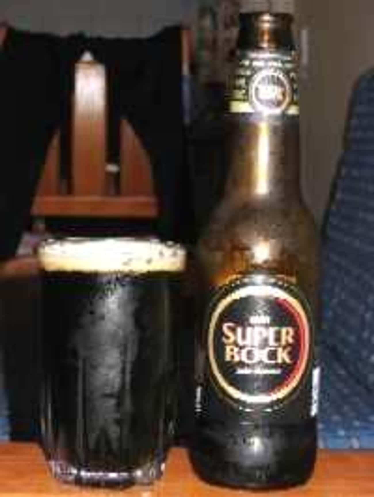 União Cervejeira (Unicer) Super Bock Stout