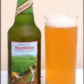 Appenzeller Hanfblüte is listed (or ranked) 5 on the list Beers with 5.2 Percent Alcohol Content