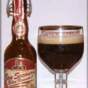 Caulier Bon Secours Bière Viva is listed (or ranked) 23 on the list Beers with 8.0 Percent Alcohol Content