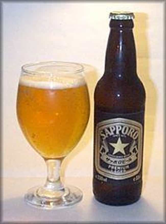 Sapporo Premium Lager is listed (or ranked) 1 on the list The Top Beers from Japan