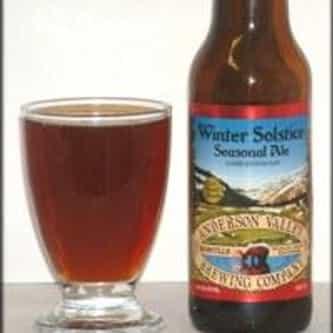 Anderson Valley Winter Solstice Seasonal Ale