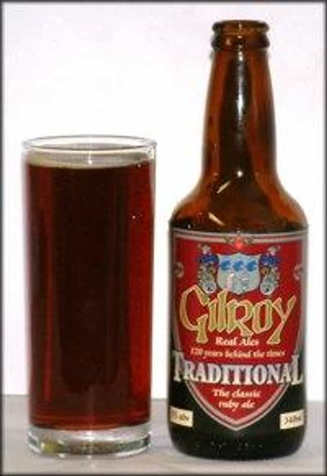 Gilroy Traditional is listed (or ranked) 4 on the list The Top Beers from South Africa