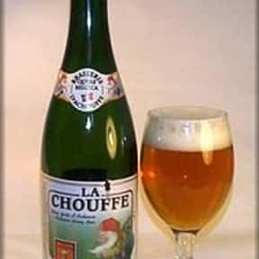 Achouffe La Chouffe is listed (or ranked) 13 on the list The Top Beers from Belgium