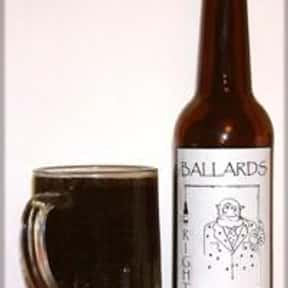 Ballard's Right Angler is listed (or ranked) 1 on the list Beers with 9.5 Percent Alcohol Content