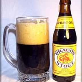 Desnoes & Geddes Dragon Stout is listed (or ranked) 23 on the list Beers with 7.5 Percent Alcohol Content
