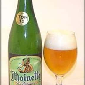 Dupont Moinette Biologique is listed (or ranked) 24 on the list Beers with 7.5 Percent Alcohol Content