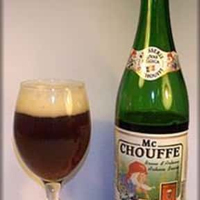Achouffe Mc Chouffe is listed (or ranked) 14 on the list The Top Beers from Belgium