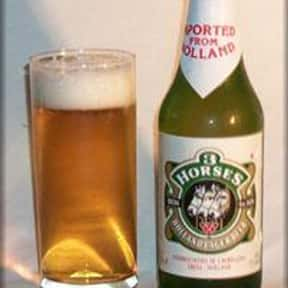 De 3 Hoefijzers 3 Horses Holla is listed (or ranked) 9 on the list The Best Dutch Beers
