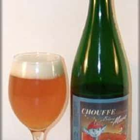 Achouffe Bière de Mars is listed (or ranked) 9 on the list The Top Beers from Belgium