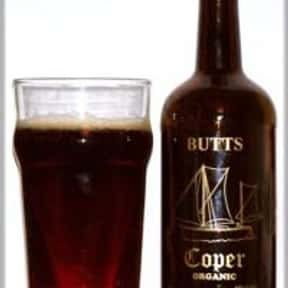 Butts Brewery Coper Organic is listed (or ranked) 23 on the list Beers with 6.0 Percent Alcohol Content