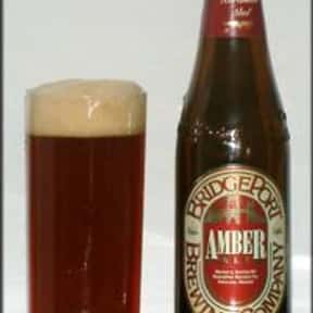 Bridgeport Brewery Amber is listed (or ranked) 14 on the list Beers with 5.2 Percent Alcohol Content