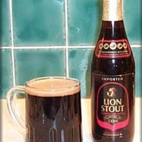 Ceylon Brewery Lion Stout is listed (or ranked) 24 on the list Beers with 8.0 Percent Alcohol Content