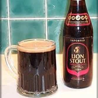 Ceylon Brewery Lion Stout