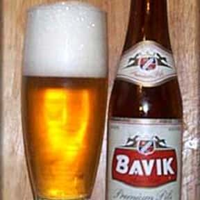 Bavik-De Brabandere Premium Pi is listed (or ranked) 25 on the list The Top Beers from Belgium