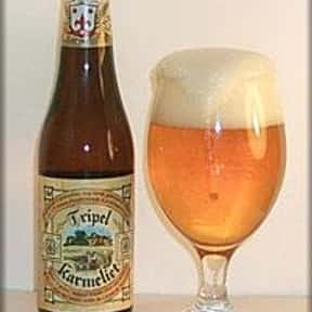 Bosteels Tripel Karmeliet is listed (or ranked) 11 on the list Beers with 8.0 Percent Alcohol Content