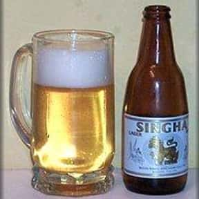 Boon Rawd Singha Lager is listed (or ranked) 14 on the list Beers with 6.0 Percent Alcohol Content