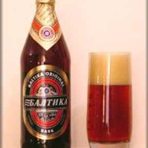 Baltika Dark is listed (or ranked) 2 on the list The Top Beers from Russia