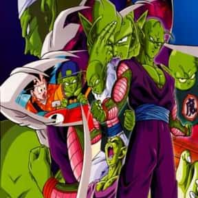 Piccolo is listed (or ranked) 17 on the list The Best Anime Characters Who Wear Capes