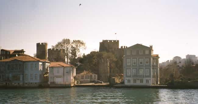 Ottoman Turkish Architecture Buildings List Of Famous Ottoman