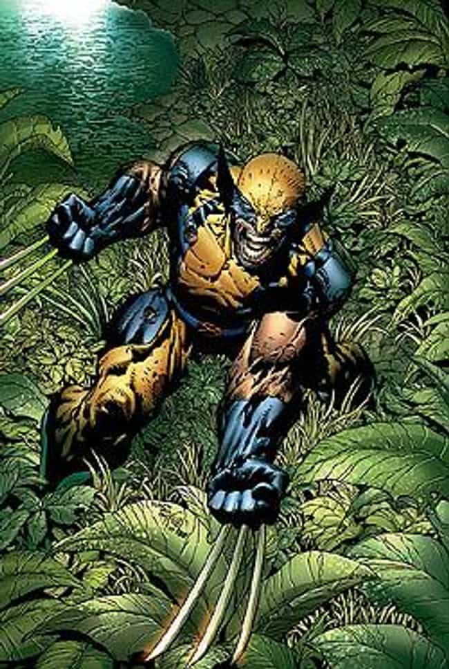 Wolverine is listed (or ranked) 3 on the list The Best Anti-Heroes in Comics