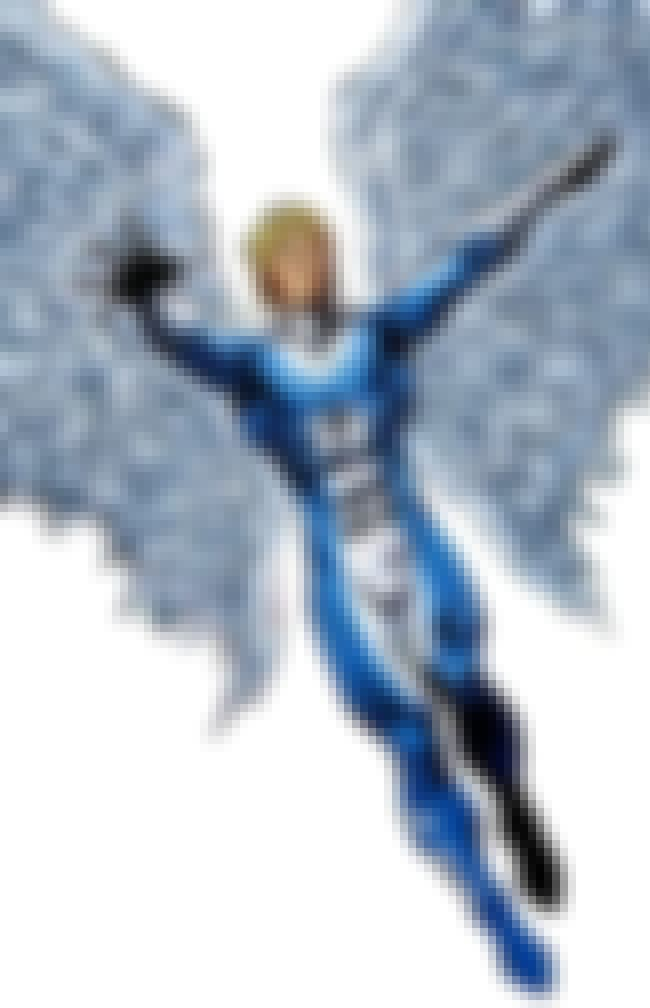 Archangel is listed (or ranked) 1 on the list The Greatest Comic Book Healers
