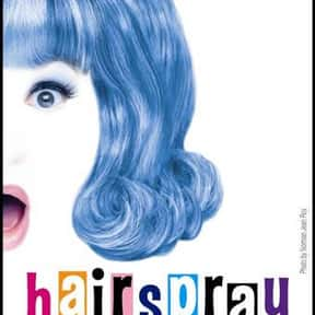 Hairspray (2002) is listed (or ranked) 7 on the list The Best Musicals Based on Movies
