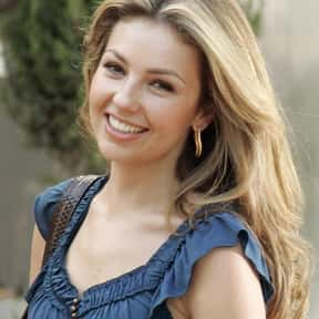 Thalía is listed (or ranked) 14 on the list Famous TV Actors from Mexico