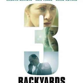 3 Backyards is listed (or ranked) 3 on the list The Best Danai Gurira Movies
