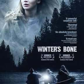 Winter's Bone is listed (or ranked) 10 on the list The Best Jennifer Lawrence Movies