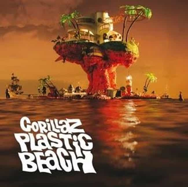 Plastic Beach is listed (or ranked) 2 on the list The Best Gorillaz Albums, Ranked