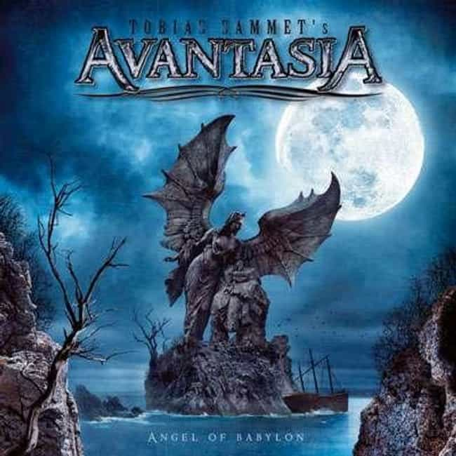 Angel of Babylon is listed (or ranked) 7 on the list The Best Avantasia Albums of All Time