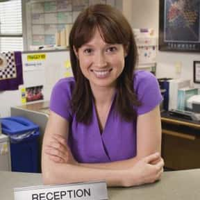 Erin Hannon is listed (or ranked) 16 on the list The Best The Office (U.S.) Characters