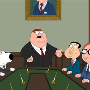 Business Guy is listed (or ranked) 6 on the list The Best Episodes From Family Guy Season 8