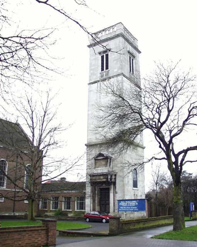 All Hallows, Twickenham is listed (or ranked) 3 on the list List of Christopher Wren Architecture