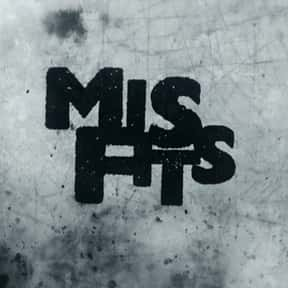 Misfits is listed (or ranked) 27 on the list The Best Dark Comedy TV Shows