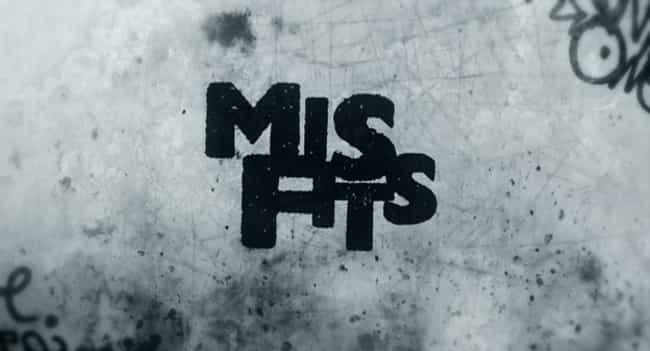 Misfits is listed (or ranked) 3 on the list What To Watch If You Love 'Watchmen'