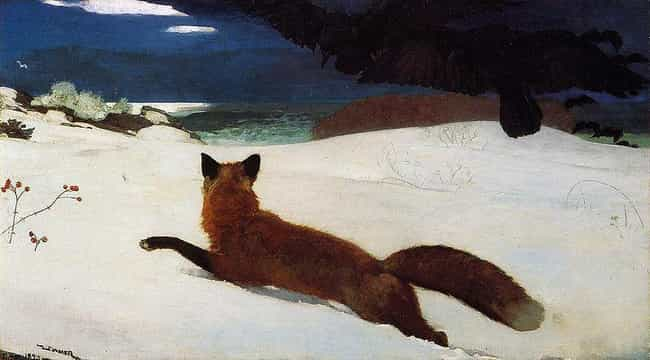 Fox Hunt is listed (or ranked) 4 on the list Famous Realism Artwork