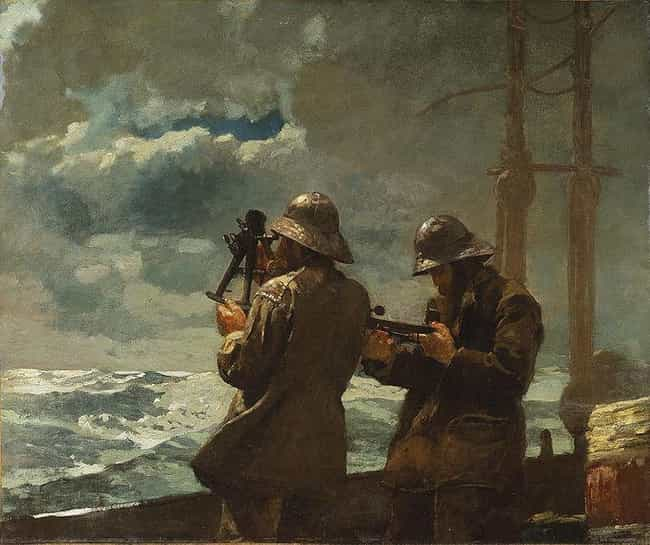Eight Bells is listed (or ranked) 3 on the list Famous Realism Artwork