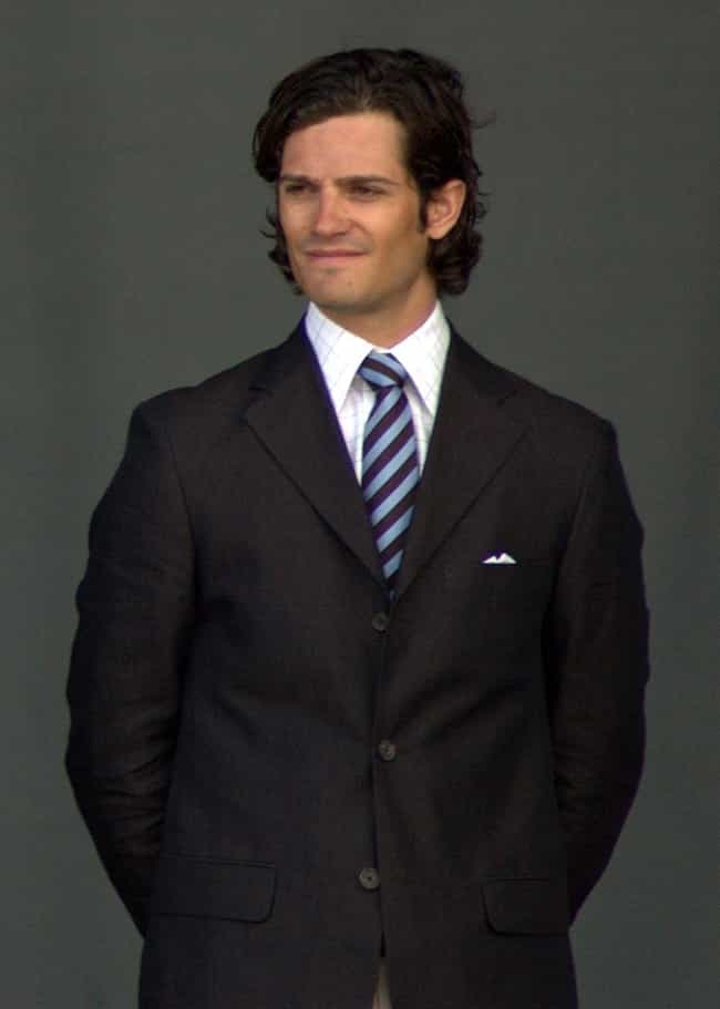 Prince Carl Philip, Duke... is listed (or ranked) 2 on the list Members of the Swedish Royal Family