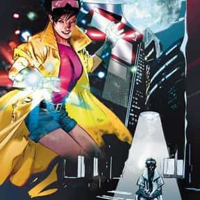 Jubilee is listed (or ranked) 24 on the list The Best Teenage Superheroes