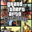 Grand Theft Auto: San Andreas is listed (or ranked) 4 on the list The Best Sandbox Games of All Time