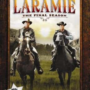 Laramie is listed (or ranked) 7 on the list The Best Western TV Shows